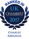 Charles Abraham - LCF Law - Leeds - Leading Individual in Litigiation