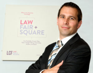 James Sarjantson | Commercial Lawyer | LCF Law Solicitors | Leeds