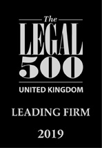 LCF Law | Legal 500 | Top tier Firm | Wills & Probate