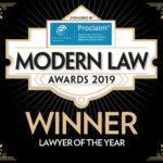 Modern Lawyer Awards | Lawyer of the Year 2019 | Winner | Julie Davis