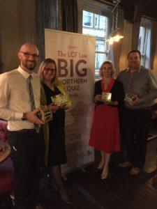 LCF Big Northern Quiz | Winners 2019