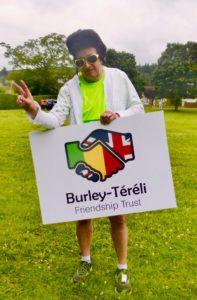 Neil Shaw | Ilkley Half Marathon 2019 | Burley Tereli Friendship Trust (BTFT)