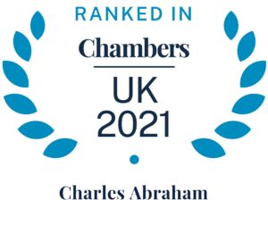 LCF Law | Charles Abraham Litigation Solicitor | Chambers UK Leading Individual