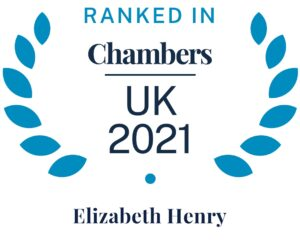 LCF Law | Elizabeth Henry Employment Law Solicitor | Chambers UK Leading Individual