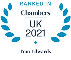 LCF Law   Tom Edwards Property Litigation Solicitor   Chambers UK 2021