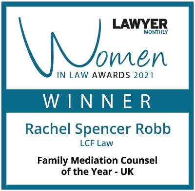 Rachel Spencer Robb LMWILA Winner 2021